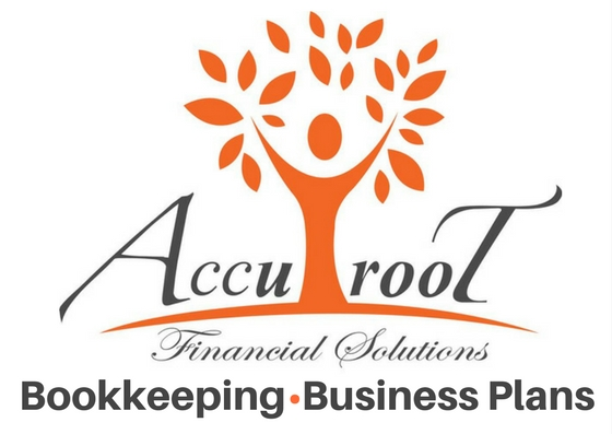 Accuroot Logo - Bookkeeping - Business Plans
